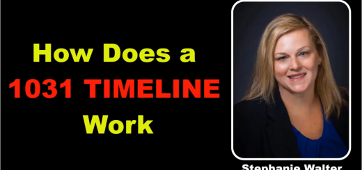 How Does a 1031 Timeline Work