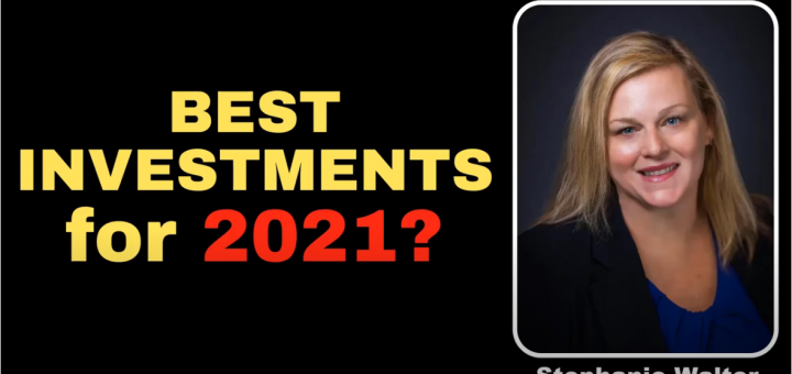 2021 Best Investments