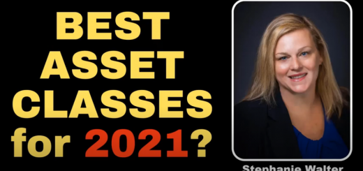 Best Asset Classes for 2021?
