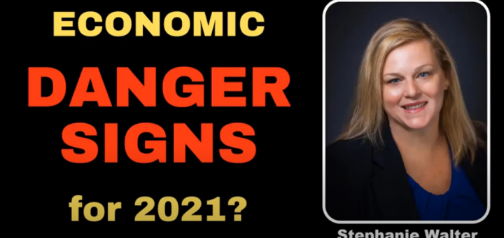Economic Danger Signs for 2021?