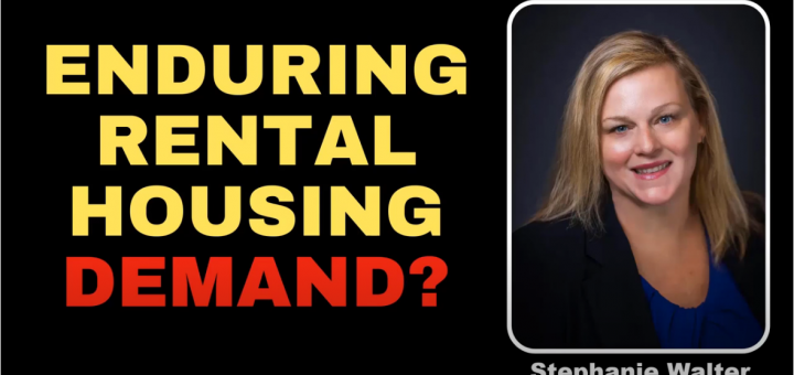Is There Real Demand for Rentals